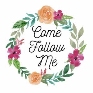 Come Follow Me print